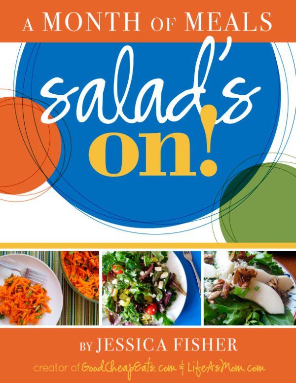 cover image of salad's on