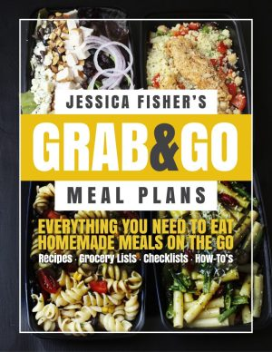 cover image for grab and go meal plans